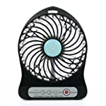 KooPower 3 Speed Adjustable USB Mini...