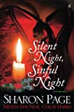 img - for Silent Night, Sinful Night book / textbook / text book