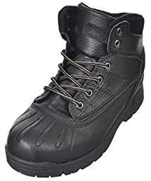 TODDLERS MOUNTAIN GEAR NEW 2015 ALL BLACK SUMMIT WINTER BOOTS 340067-01A (13)