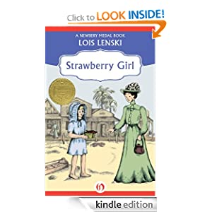 Strawberry Girl (Trophy Newbery)