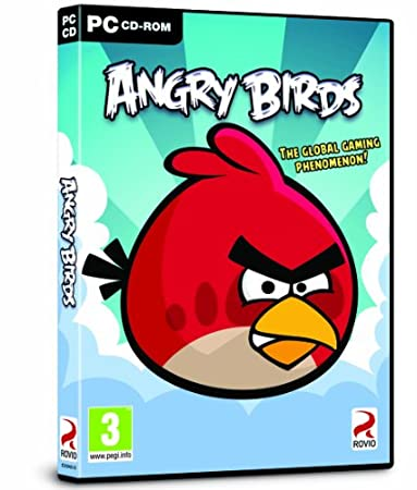 Angry Birds (PC CD)