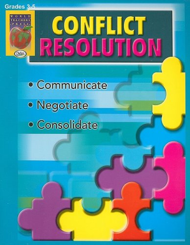 Conflict Resolution, Grades 35 (Conflict Resolution (Didax)) Picture