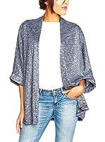 SO Cachemire & Knitwear Chaqueta Punto Odile (Azul)