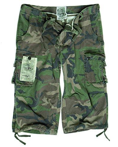 shorts-men-3-4-air-combat-paratrooper-100-cotton-prewash-woodland-size-s