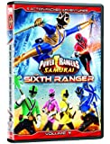 Power Rangers - Samurai: The Sixth Ranger, Vol. 4 (Bilingual)