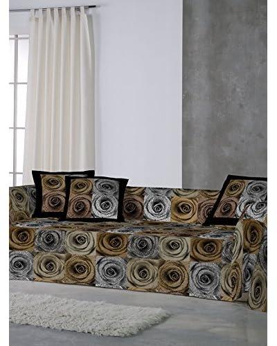 Euromoda Home Copridivano Roses