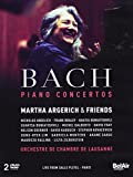 Bach / Piano Concertos - Martha Argerich & friends