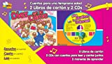 img - for Cuentos para una temprana edad (Early Learning) Read & Sing Along: 2 Board Books - 2 CDs: 2 Libros de cart n y 2 CDs (Read & Sing Along Board Books with CDs) (Spanish Edition) book / textbook / text book