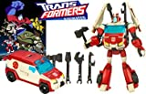 Transformers Animated Deluxe Action Figure - Autobot Ratchet with Interchangeable Arm Tool...