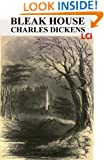 Bleak House (Illustrated, complete and with the original illustrations)