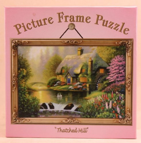"250 pc. PICTURE FRAME PUZZLES 14 x 10"" - Thatched Mill"