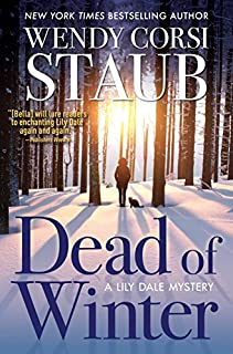 Book Cover: Dead of Winter: A Lily Dale Mystery