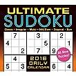Ultimate Sudoku Desk Calendar by Sellers Publishing Inc 2016