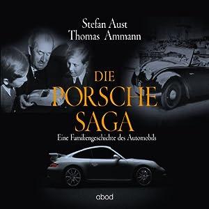 Die Porsche-Saga Hörbuch