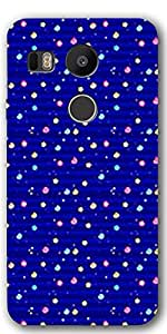 DigiPrints High Quality Printed Designer Hard Case Cover For LG Nexus 5X