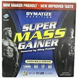 Get Dymatize Super Massgainer Cookies and Cream Powder 5.4Kg On sale-image