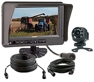Amazon.com: Voyager VOS7MDCL1B Tough Cam Backup Camera ...
