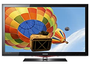 Samsung LN46C650 46-Inch 1080p 120 Hz LCD HDTV (Black) (2010 Model)