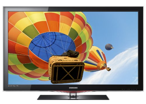 Samsung LN55C650 55-Inch 1080p 120 Hz LCD HDTV (Black)