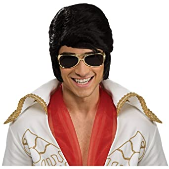 Rubies Costume Company Unisex Adult Elvis Glasses Adult