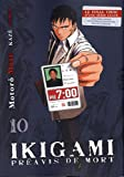 Ikigami, Tome 10 :