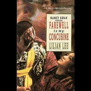 Farewell My Concubine: A Novel Audiobook