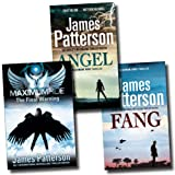 James Patterson Maximum Ride Thriller Collection James Patterson 3 Books Set (The Final Warning, Angel, Fang)