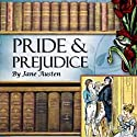 Pride and Prejudice Audiobook by Jane Austen Narrated by Anne Flosnik