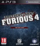 Cheapest Brothers in Arms: Furious 4 on PlayStation 3