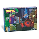 VeggieTales Larry-Boy and the Fib From Outer Space 100-piece Jigsaw Puzzle