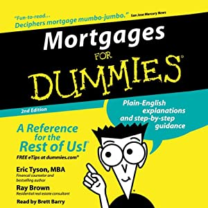 Mortgages for Dummies, 2nd Edition | [Eric Tyson]