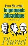 Tempéraments philosophiques : De Platon à Michel Foucault par Sloterdijk