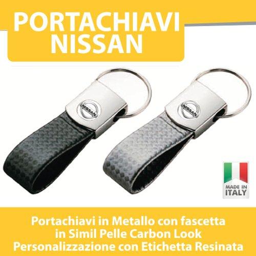 portachiavi-auto-moto-tuning-nissan-micra-juke-qashqai-note-murano-portachiave-carbon-look-printerla