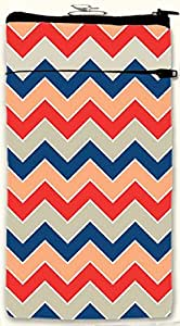 Active Elements cheerful Multipurpose both side printed, waterproof Smart mobile pouch Design No-PUC-1227-L Comfortably Fit for large Phones Size up to Samsung Note-2/3//4, HTC M7/8/ Sony L36/39 etc