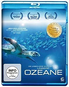 Die unbequeme Wahrheit über unsere Ozeane (Prädikat: Besonders wertvoll) [Blu-ray]