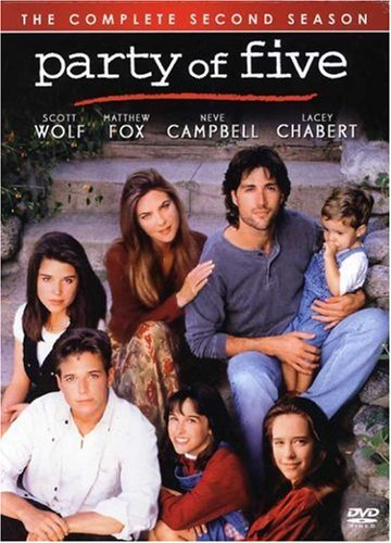 Party of Five: Complete Second Season [DVD] [Import]