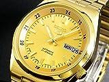 [セイコー] SEIKO 腕時計 自動巻き セイコー5 ファイブ SNK574J1 メンズ 海外モデル [逆輸入品]
