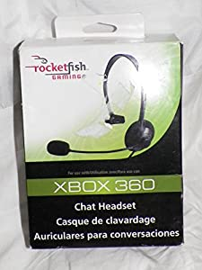 rocketfish - Chat Headset for Xbox 360