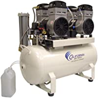 California Air Tools Ultra Quiet and Oil-Free 17.0-Gallon Air Compressor with Dryer