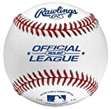 Rawlings ROLB2 Official League Practice Baseball (Sold in Dozens)