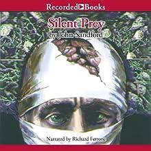 Silent Prey: Lucas Davenport, Book 4 (       UNABRIDGED) by John Sandford Narrated by Richard Ferrone