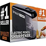 Best Electric Pencil Sharpener - Automatic Battery Operated -...