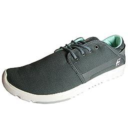 Etnies Men\'s Scout Skateboard Shoe, Dark Grey, 11 M US