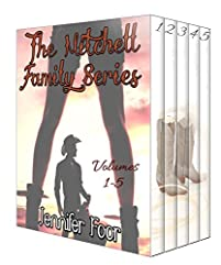 The Mitchell Family Series Volumes 1-5 by Jennifer Foor ebook deal