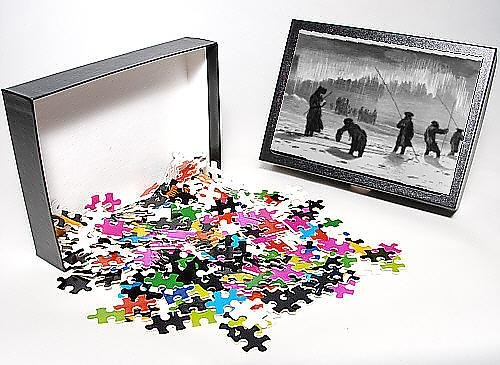 Photo Jigsaw Puzzle Of Maupertuis In Lapland