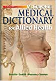 Product 0073510963 - Product title McGraw-Hill Medical Dictionary for Allied Health