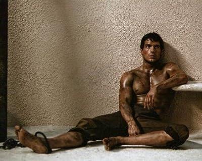 ブロマイド写真★『インモータルズ 神々の戦い』ヘンリー・カヴィル/拘束されるテセウス