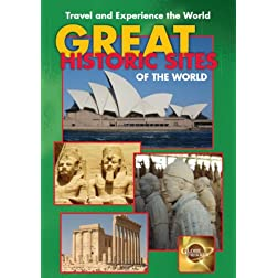 Globe Trekker - Great Historic Sites of the World (3 shows)