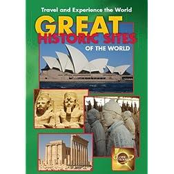 Globe Trekker - Great Historic Sites of the World (3 shows)