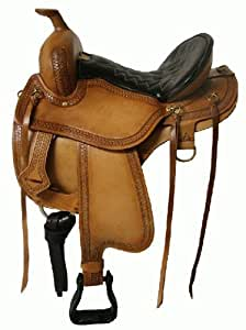 SPECIAL ! Double T GAITED Western Endurance Saddle